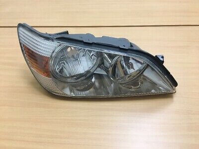 99-05 LEXUS IS200 HEADLIGHT RIGHT OS EXCELLENT LENS BUT CRACKED