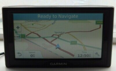 "Garmin Drive 51LMT-S with UK and Ireland Maps 5"" Sat Nav / GPS Lifetime Maps"