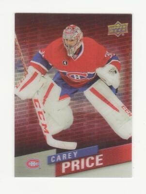 2015-16 UD Tim Hortons Carey Price Franchise Force # FF-6 (15-16)