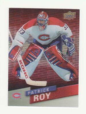 2015-16 UD Tim Hortons Patrick Roy Franchise Force # FF-3 (15-16)