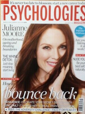 Psychologies Magazine (March 2015) - Julianne Moore