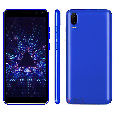 2019 Large Screen Android 8.1 Factory Unlocked Quad Core Smart Mobile Phone 5MP