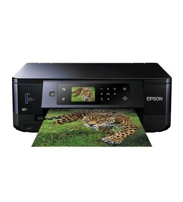 Epson Expression Premium XP-640 All-in-One Wi-Fi Printer FULL INK