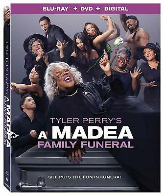 Tyler Perry's A Madea Family Funeral [Blu-ray + DVD + Digital]