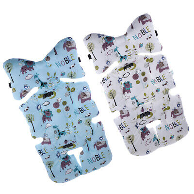 Baby Stroller Seat Pad Pram Cushion Car Auto Seat Accs Breathable Cotton