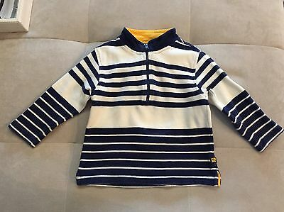 Baby Gap Boy Blue Thick Cotton Pullover Shirt Size 3 Years