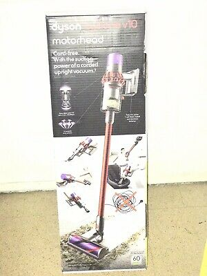 Brand New Dyson Cyclone V10 Motorhead Bagless Cordless Vacuum Cleaner Sealed~~