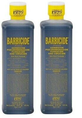 Pack of 2 Barbicide Disinfectant 16oz