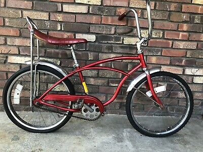 06ada11bff9 1968 SCHWINN STINGRAY RUN-A-BOUT 3-SPEED STIK SHIFT Cali Bike Showroom  Fresh.