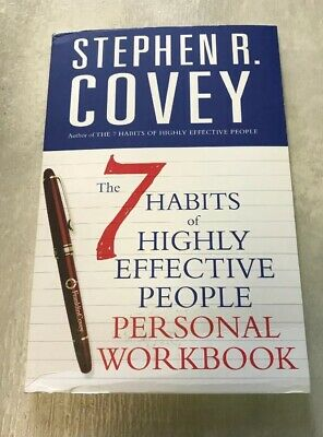 The 7 Habits of Highly Effective People Workbook Stephen R. Covey Paperback 2005