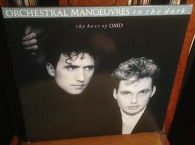 ORCHESTRAL MANOEUVRES IN THE DARK the best of omd 1988 EUR VIRGIN LP RECORD