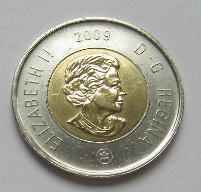 2009 CANADA 2 DOLLAR TOONIE - combined shipping