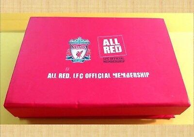 Official Liverpool Football Club New Member Card Case (Case Only) *