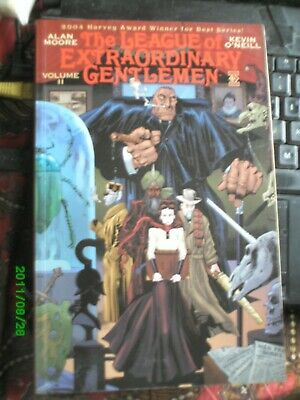 The League of Extraordinary Gentlemen: v. 2 by Alan Moore, Kevin O'Neill...