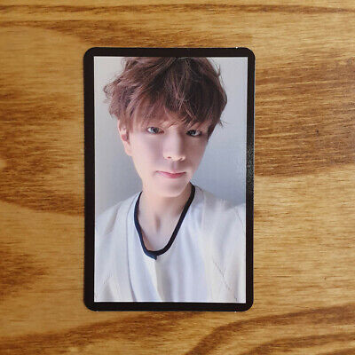 Seungmin Official Photocard Stray Kids Limited Album Clé 2 Yellow Wood SKZ