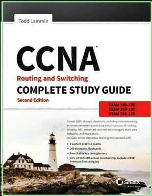 CCNA 200-125 routing and switching questions answers and simulator with PDF