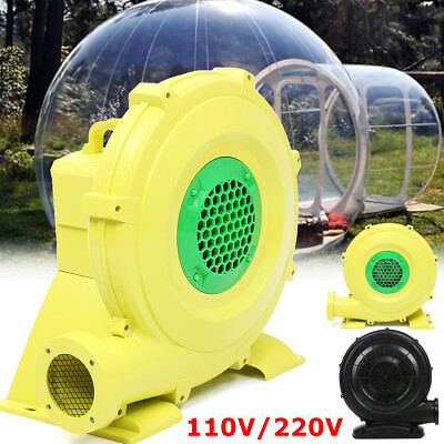 110V/220V Air Blower For Bubble Tent Inflatable Outdoors Stargazing Camping