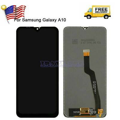 For Samsung Galaxy A10 SM-A105 LCD Display Touch Screen New Assembly Replace US