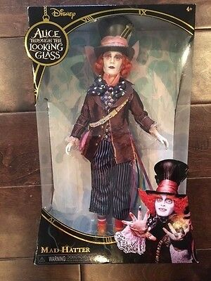 Tarrant Hightopp Mad Hatter Film Collection Alice Through The Looking Glass