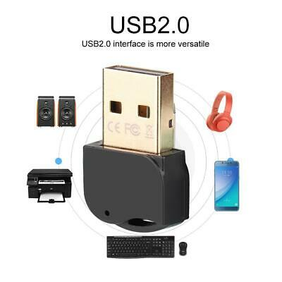 CSR4.0 BL-V40 USB BT Adapter Wiress Dongles Receiver for Mouse Keyboard GF