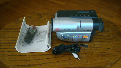 Samsung SCL906 Handycam Hi8 Camcorder Fully Tested Great Working Condition