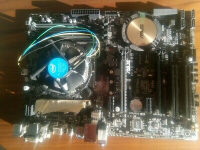 ASUS H170 Pro Motherboard with Intel i5 CPU