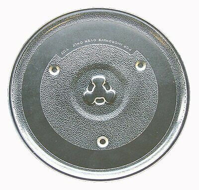 Avanti Microwave Glass Turntable Plate / Tray 10 1/2""