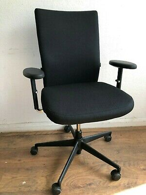Surprising Vitra Axess Black New Fabric Office Task Swivel Chairs Or Gamerscity Chair Design For Home Gamerscityorg