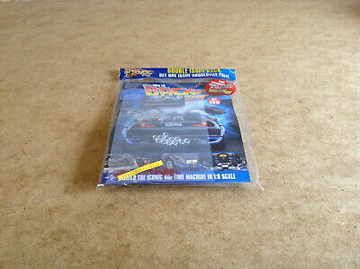 Build Back To The Future Delorean Time Machine Issues 130 + 131 1:8 Scale Parts