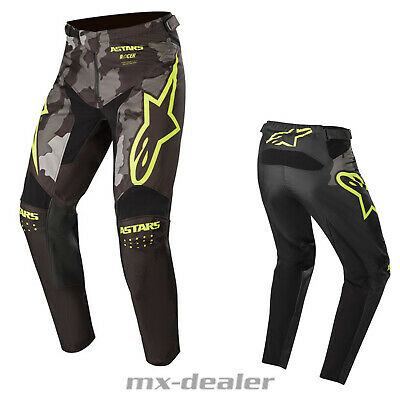 2020 Alpinestars Racer Tactical Neongelb mx motocross Enduro Cross Hose MTB DH