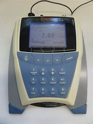 Thermo Orion Dual Star Benchtop pH ISE Meter