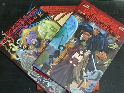 the league of extraordinary gentlemen Volume 2 The Absolute Edition