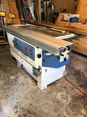 Combination Machine table saw, planer, thicknesser, router, mini max cu300