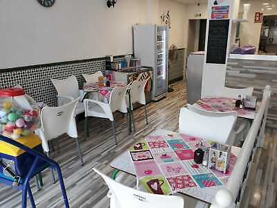 Fish and chips restaurant leasehold in Benidorm Alicante Spain