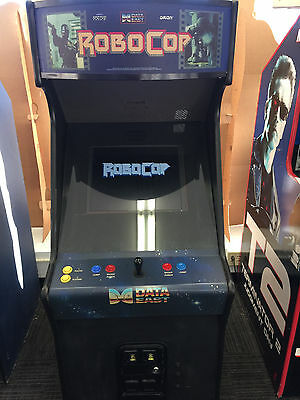 Robocop Arcade Machine!