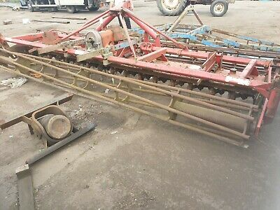 4m Lely Power Harrow C/w PTO Shaft