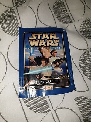 Topps Merlin STAR WARS THE CLONE WARS Stickers 2008 choose your sticker