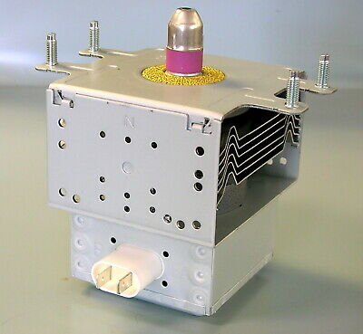 GE Microwave Magnetron Assembly WB27X10880