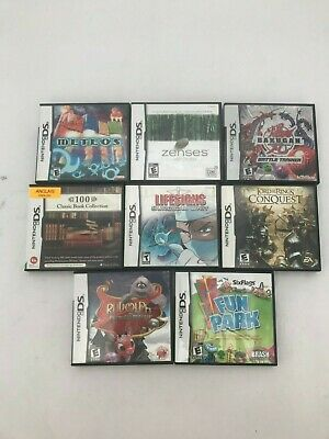 Nintendo DS Video Games: Sold Individual Games