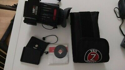 "Zacuto Z-Finder 3"" EVF Pro  Electronic Viewfinder / monitor + Accessories"