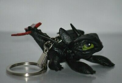 Toothless Keychain - How to Train to Your Dragon - C1