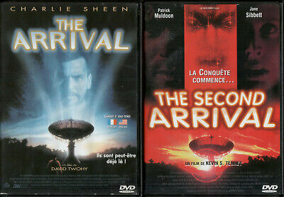 2DVD The Arrival (David Twohy), The Second Arrival (Kevin S Tenney) / SF, Aliens