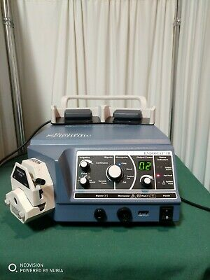 Boston Scientific Endostat III Electrosurgical Unit with Foot Pedal