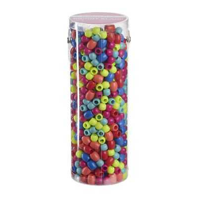 NEW Crafter's Choice Bright Beads in Tube By Spotlight