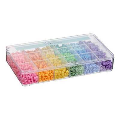 NEW Crafters Choice Acylic Beads Pack By Spotlight