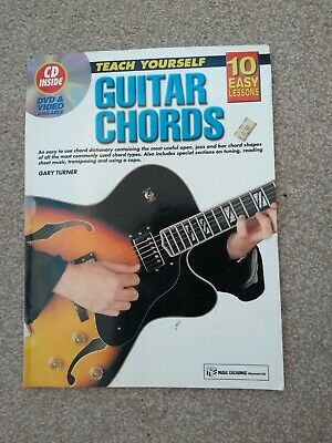 GUITAR CHORDS BOOK For Beginners With Open Chords And More