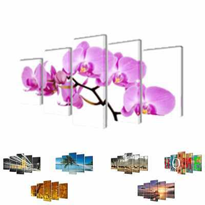 """Modern Canvas Home Wall Decor Art Painting Picture Print Framed World Map 79""""✓"""