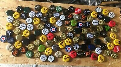 Beer Bottle Caps Approx 230 by weight