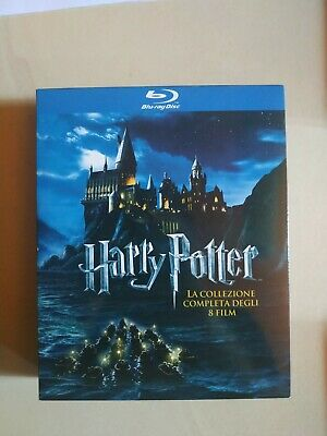 Harry Potter Collection Standard Edition (8 Blu-Ray)