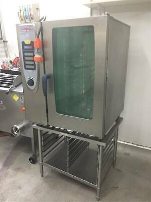 Combi Oven Rational Self Cooking Centre 10 Tray